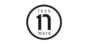 less n more